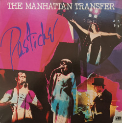 The Manhattan Transfer – албум Pastiche