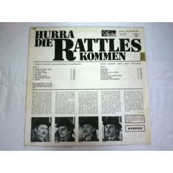 The Rattles – албум Hurra Die Rattles Kommen!