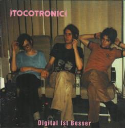 Tocotronic – албум Digital Ist Besser (CD)