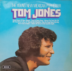 Tom Jones – албум The Young New Mexican Puppeteer