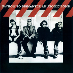 U2 – How To Dismantle An Atomic Bomb (CD)