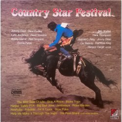 Various ‎– албум Country Star Festival