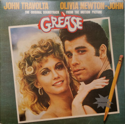 Various – албум Grease (The Original Soundtrack From The Motion Picture)