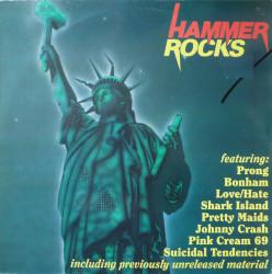 Various – албум Hammer Rocks (CD)