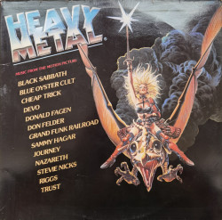 Various ‎– албум Heavy Metal - Music From The Motion Picture
