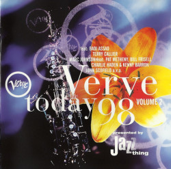 Various ‎– албум Verve Today 98 Volume 2 (CD)
