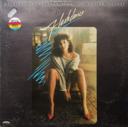 Various – албум Flashdance (Original Soundtrack From The Motion Picture)