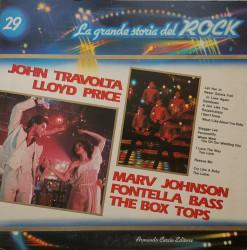 Various – албум John Travolta / Lloyd Price / Marv Johnson / Fontella Bass / The Box Tops