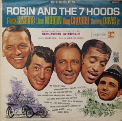 Various – Robin And The 7 Hoods (Original Score From The Motion Picture Musical Comedy)