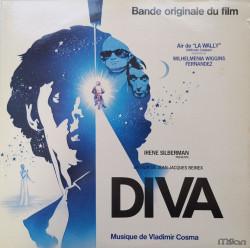 Vladimir Cosma – албум Diva (Bande Originale Du Film)