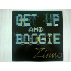 Zinno ‎– сингъл Get Up And Boogie / Ola