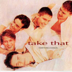 Take That ‎– албум Everything Changes (CD)