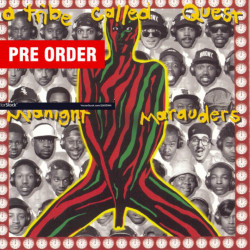 A Tribe Called Quest - албум Midnight Marauders