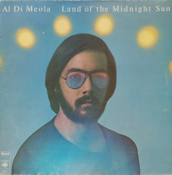 Al Di Meola ‎– албум Land Of The Midnight Sun