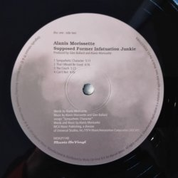Alanis Morissette – албум Supposed Former Infatuation Junkie
