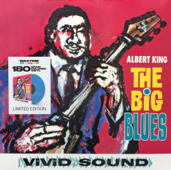 Albert King ‎– албум The Big Blues