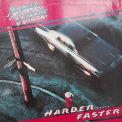 April Wine ‎– Harder.....албум Faster