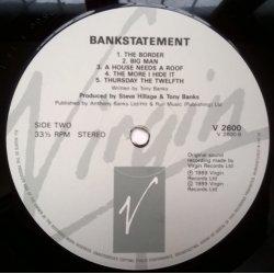 Bankstatement – албум Bankstatement