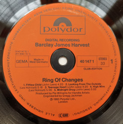 Barclay James Harvest – албум Ring Of Changes