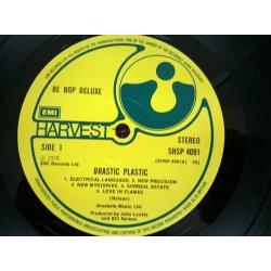 Be-Bop Deluxe – албум Drastic Plastic