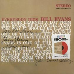 Bill Evans – албум Everybody Digs Bill Evans