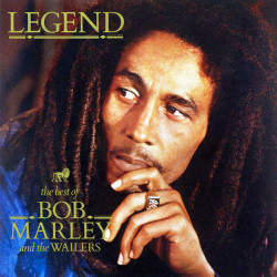 Bob Marley And The Wailers ‎– албум Legend (The Best Of Bob Marley And The Wailers) (CD)