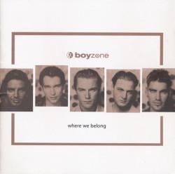 Boyzone – албум Where We Belong (CD)