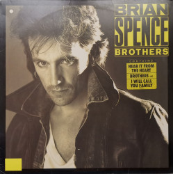 Brian Spence – албум Brothers