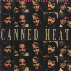 Canned Heat ‎– албум The Magic Collection (CD)