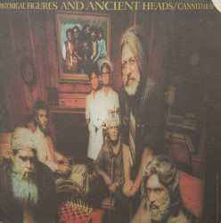 Canned Heat – албум Historical Figures And Ancient Heads