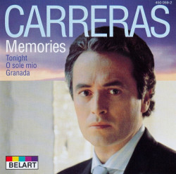 Carreras – албум Memories (CD)
