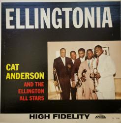 Cat Anderson And The Ellington All Stars – албум Ellingtonia