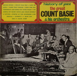 Count Basie & His Orchestra – албум The Great Count Basie & His Orchestra