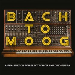 Craig Leon ‎– албум Bach To Moog