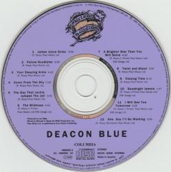 Deacon Blue – албум Fellow Hoodlums (CD)
