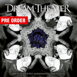 Dream Theater - албум Lost Not Forgotten Archives: Train of Thought Instrumental Demos (2003)