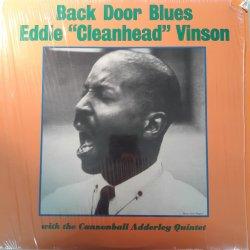 """Eddie """"Cleanhead"""" Vinson – албум Back Door Blues"""