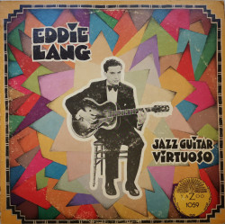 Eddie Lang ‎– албум Jazz Guitar Virtuoso