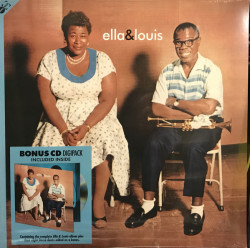 Ella Fitzgerald & Louis Armstrong – албум Ella And Louis