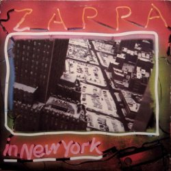Frank Zappa ‎– албум Zappa In New York