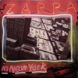 Frank Zappa – албум Zappa In New York