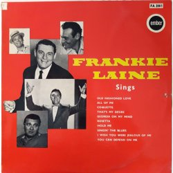 Frankie Laine – албум Frankie Laine Sings