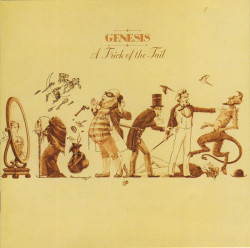 Genesis – албум A Trick Of The Tail (CD)