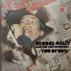 George Melly And The Feetwarmers ‎– албум Son Of Nuts