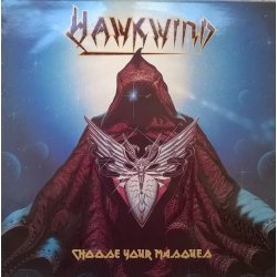 Hawkwind ‎– албум Choose Your Masques