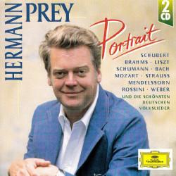 Hermann Prey – албум Portrait (CD)