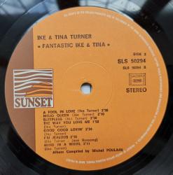 Ike & Tina Turner And The Ikettes – албум Fantastic Ike & Tina