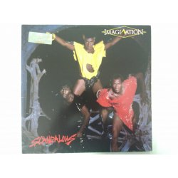 Imagination – албум Scandalous