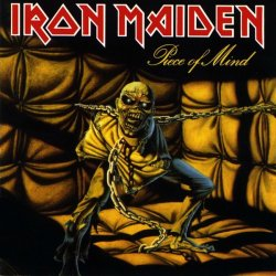 Iron Maiden ‎– албум Piece Of Mind