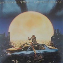 Jackson Browne ‎– албум Lawyers In Love